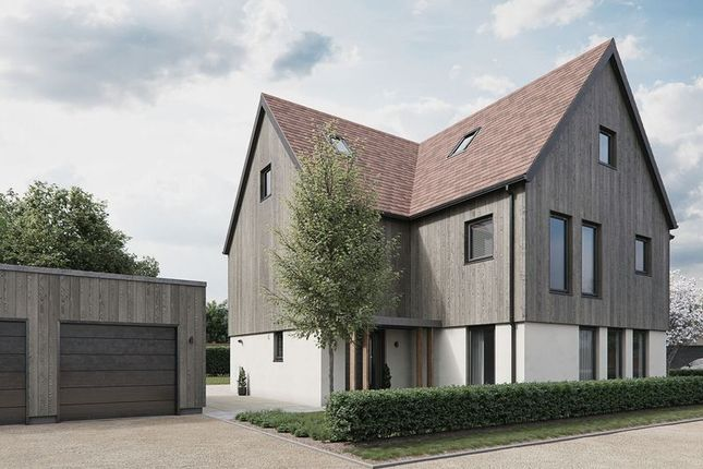 Thumbnail Detached house for sale in Bullocks Pit Lane, Longworth, Abingdon