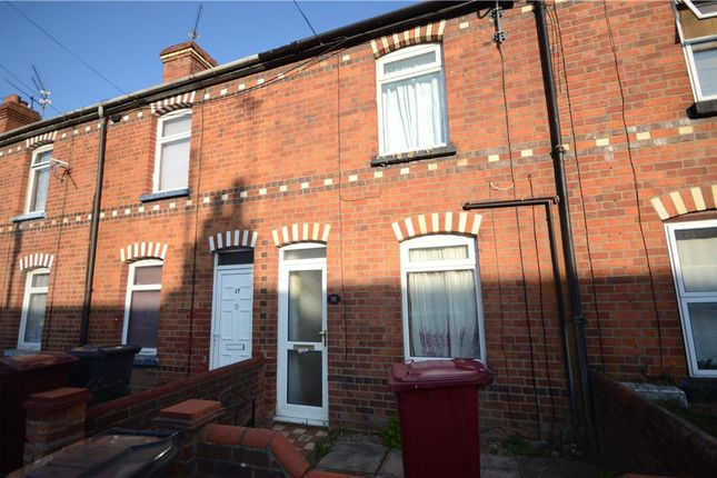 Thumbnail 3 bed terraced house for sale in Elm Park Road, Reading, Berkshire