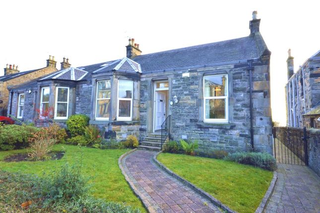 Thumbnail Bungalow for sale in Loughborough Road, Kirkcaldy