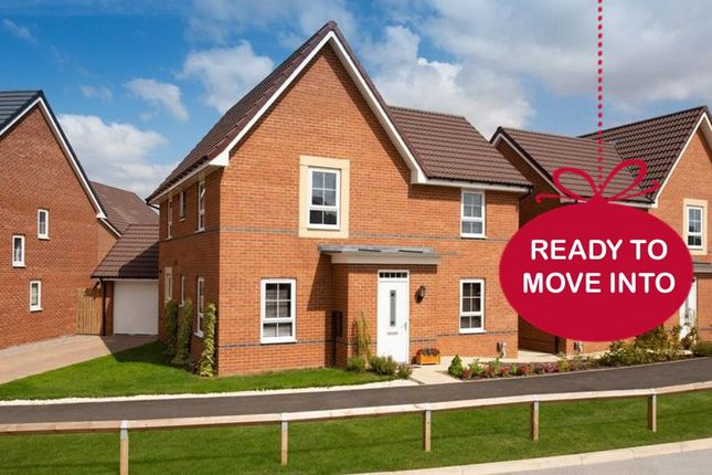 """Thumbnail Detached house for sale in """"Alderney"""" at Morgan Drive, Whitworth, Spennymoor"""
