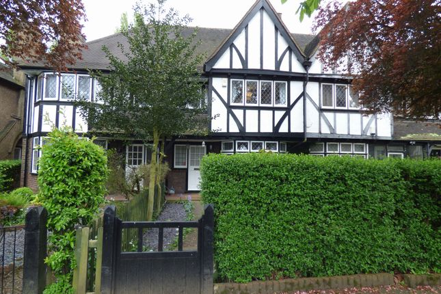 Thumbnail Terraced house to rent in Queens Drive, West Acton