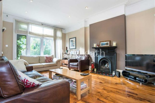 Thumbnail Flat for sale in Chatsworth Road, The Mapesbury Estate, London