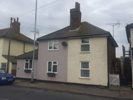 2 bed end terrace house for sale in London Road, Teynham, Sittingbourne, Kent