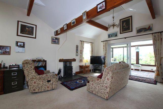 Lounge of Little Barn, Crook, Kendal, Cumbria LA8