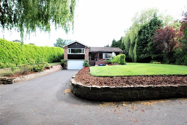 Thumbnail Detached bungalow for sale in Errington Road, Ponteland, Newcastle Upon Tyne