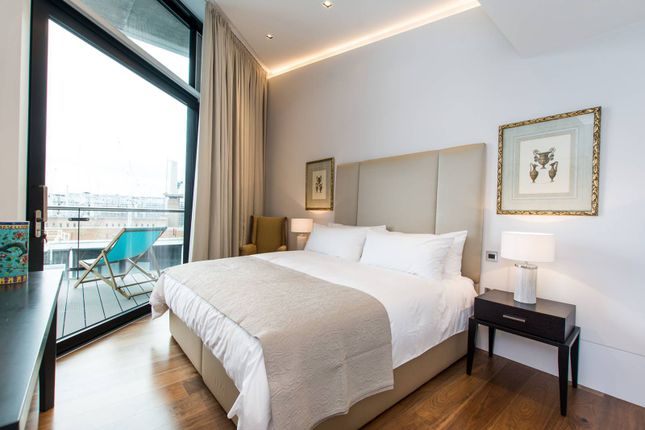 Thumbnail Flat to rent in Riverlight Quay, Nine Elms