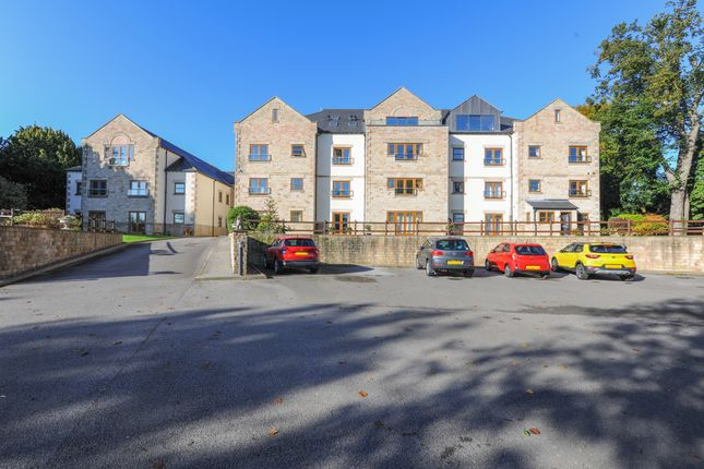 Thumbnail 2 bed flat for sale in Holymoor Road, Holymoorside, Chesterfield