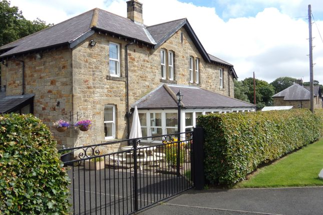 Thumbnail Detached house for sale in Deanmoor, Shilbottle, Alnwick
