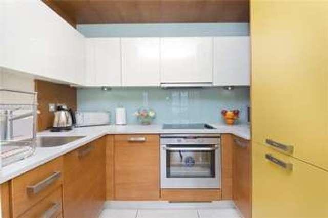 Kitchen of Gifford Street, London N1