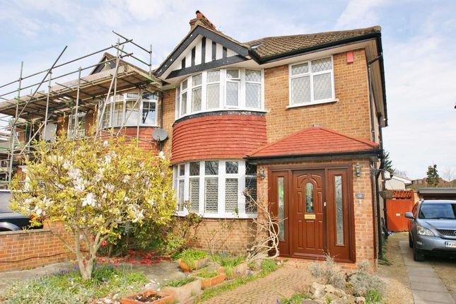 Thumbnail Semi-detached house to rent in Friary Road, London