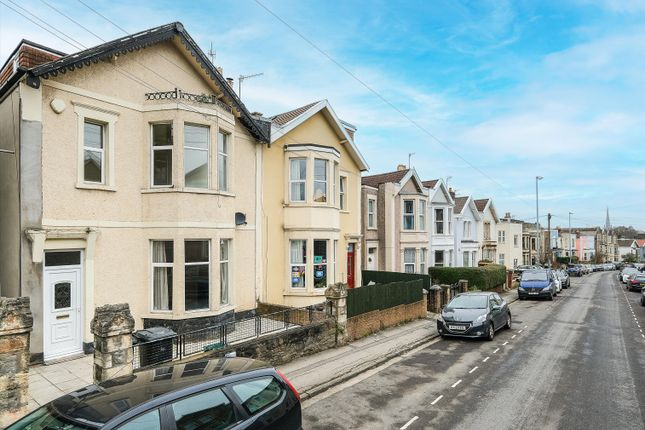 Thumbnail Semi-detached house for sale in Stackpool Road, Southville
