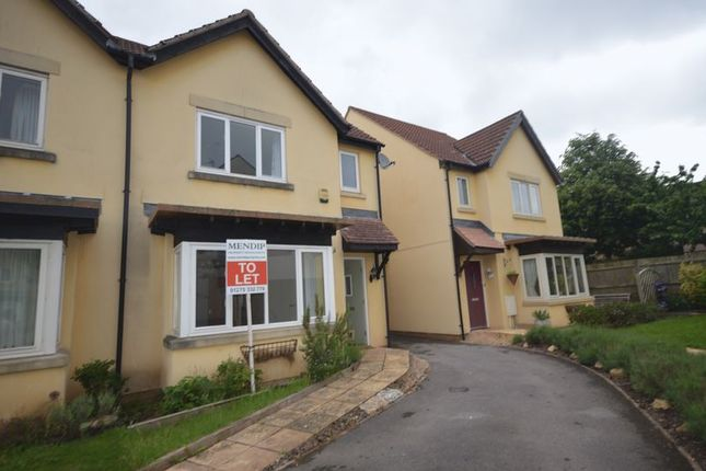 Thumbnail Semi-detached house to rent in Cappards Road, Bishop Sutton, Bristol