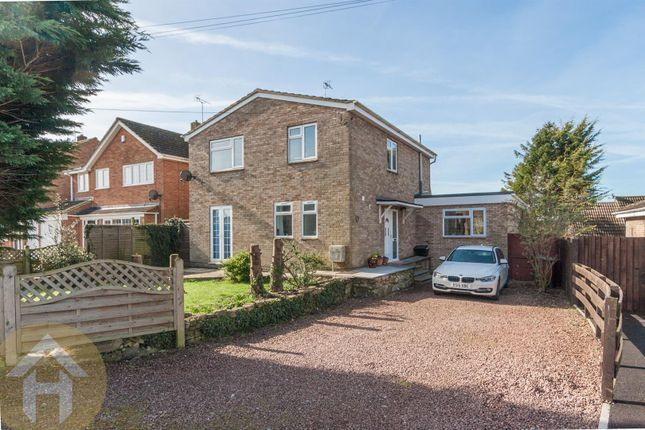 Thumbnail Detached house for sale in New Road, Royal Wootton Bassett, Swindon