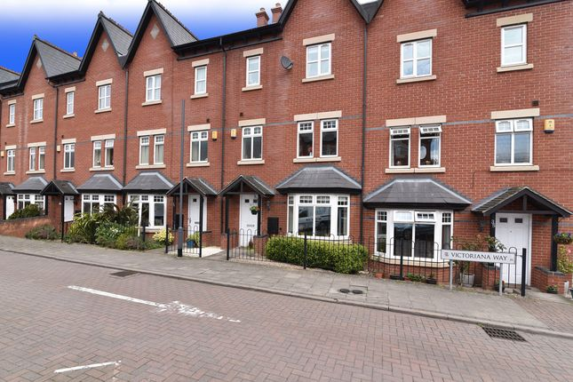 Thumbnail Town house for sale in Victoriana Way, Handsworth, Birmingham