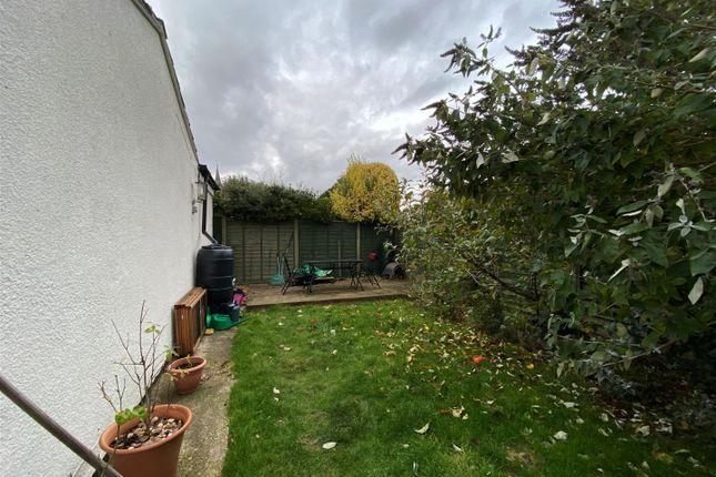 Rear Garden of Church Road, Pamber Heath, Tadley RG26