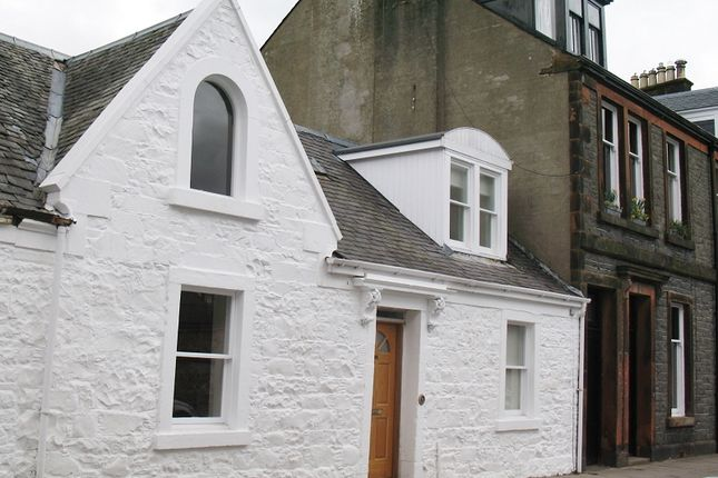Thumbnail Terraced house for sale in Mildura Cottage, Well Road, Moffat, Dumfries And Galloway.