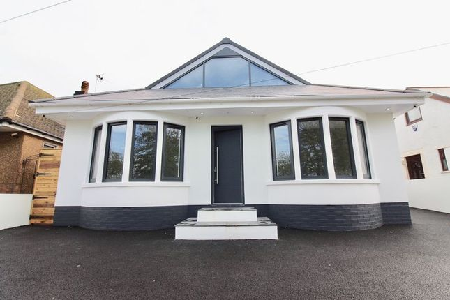 Thumbnail Bungalow for sale in Heol Stradling, Whitchurch, Cardiff