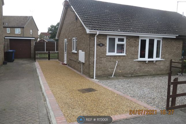Thumbnail Bungalow to rent in Lowestoft, Lowestoft