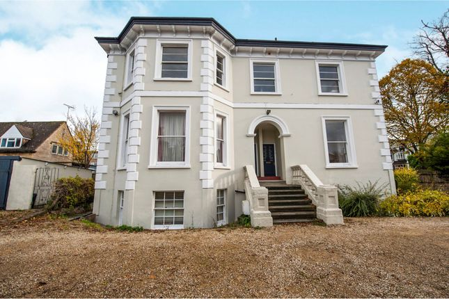 Thumbnail Flat to rent in Hales Road, Cheltenham