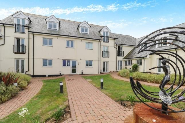 Thumbnail Flat for sale in Pentire Avenue, Pentire, Newquay