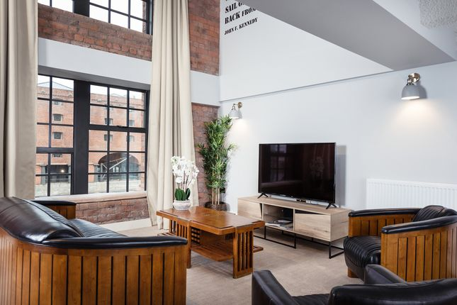 Thumbnail Flat for sale in Tobacco Warehouse, Stanley Dock, Regent Road, Liverpool, Liverpool
