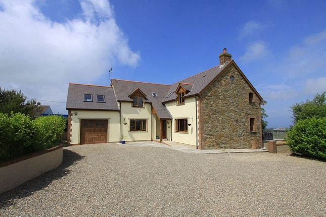Thumbnail Detached house for sale in Croesgoch, Near St Davids, Sir Benfro