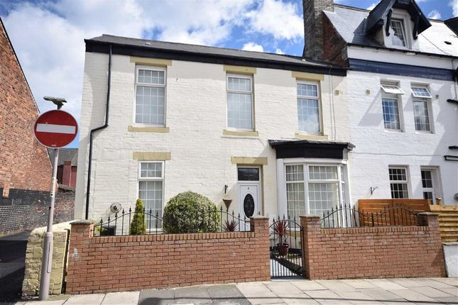 Thumbnail End terrace house for sale in Baring Street, South Shields