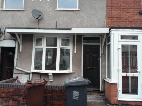 Terraced house to rent in Mason Street, Blakenhall, Wolverhampton