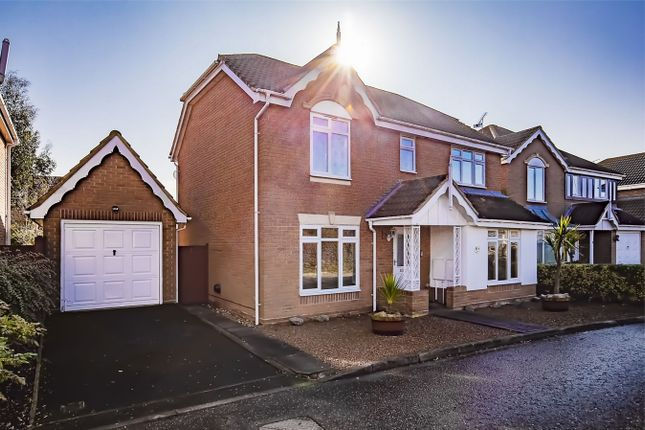 Thumbnail Detached house for sale in Tideway, Maldon, Essex