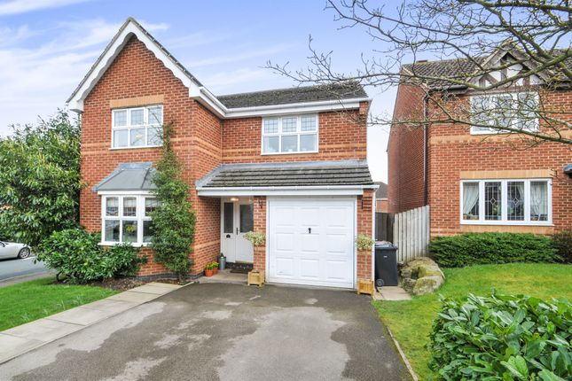 Thumbnail Detached house for sale in Coltsfoot Court, Killinghall, Harrogate