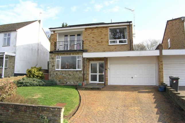Thumbnail Detached house for sale in Merry Hill Road, Bushey