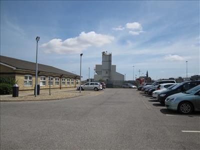 Photo of North Side, Alexandra Dock North, Grimsby, North East Lincolnshire DN31