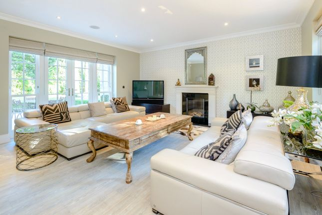Thumbnail Detached house for sale in The Green, Croxley Green, Hertfordshire