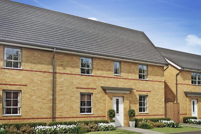 "Thumbnail Detached house for sale in ""Buchanan"" at Queen Elizabeth Road, Nuneaton"
