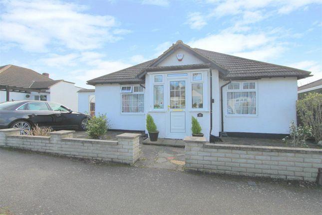 Thumbnail Detached bungalow for sale in Benhilton Gardens, Sutton