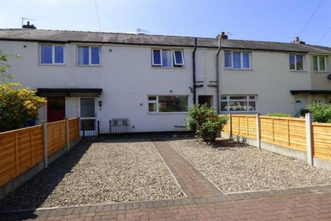 Thumbnail Terraced house for sale in Hassall Avenue, Withington, Manchester