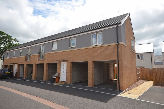2 bed flat to rent in Long Culvering, Cranbrook, Exeter EX5
