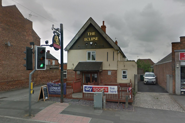 Thumbnail Pub/bar for sale in Freehold 40 High Street, Loscoe, Heanor