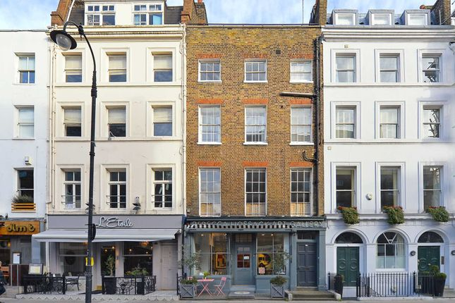 Thumbnail Town house for sale in Charlotte Street, London