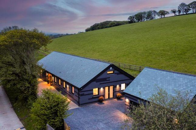 Thumbnail Detached house for sale in Bluebell Lane, Golberdon, Callington, Cornwall