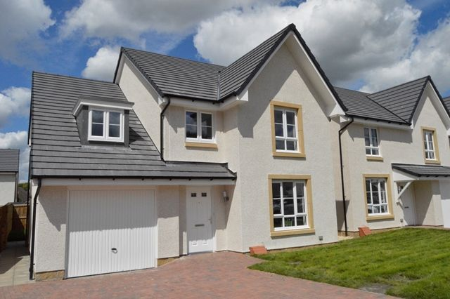 Thumbnail Detached house for sale in Rowan Street, Wishaw