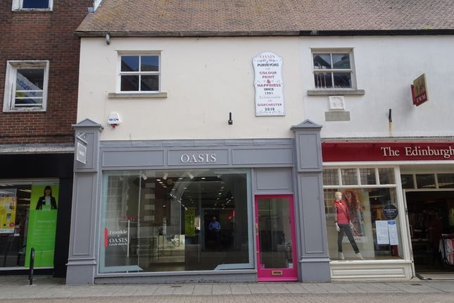 Thumbnail Retail premises to let in South Terrace, South Street, Dorchester