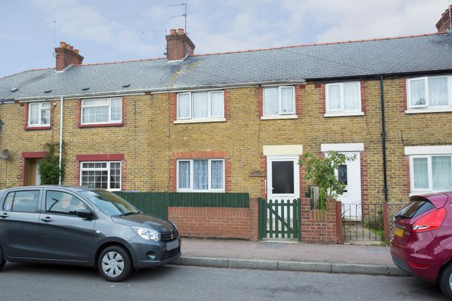 Thumbnail Terraced house for sale in Mill Road, Deal