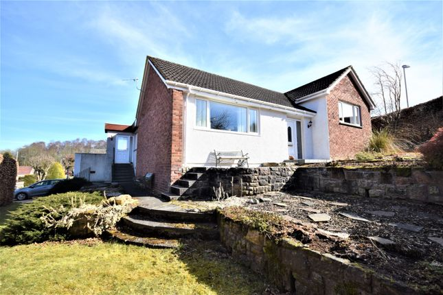 Thumbnail Detached house for sale in Glengavel Gardens, Wishaw