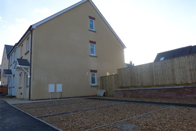 Thumbnail End terrace house for sale in 1 Maes Yr Orsaf (The Wiston), Plot 1, Station Road, Narberth