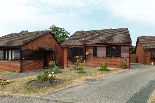 Thumbnail Detached bungalow for sale in Millers Way, Muxton, Telford