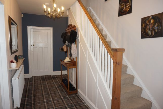 Hallway of Resaurie, Inverness IV2