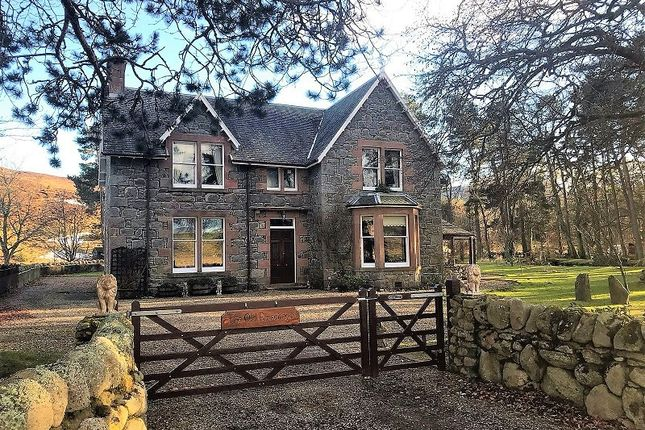 Thumbnail Detached house for sale in The Old Parsonage Croachy, By Farr, Inverness