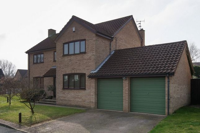 Thumbnail Detached house for sale in Meadway, Cringleford, Norwich