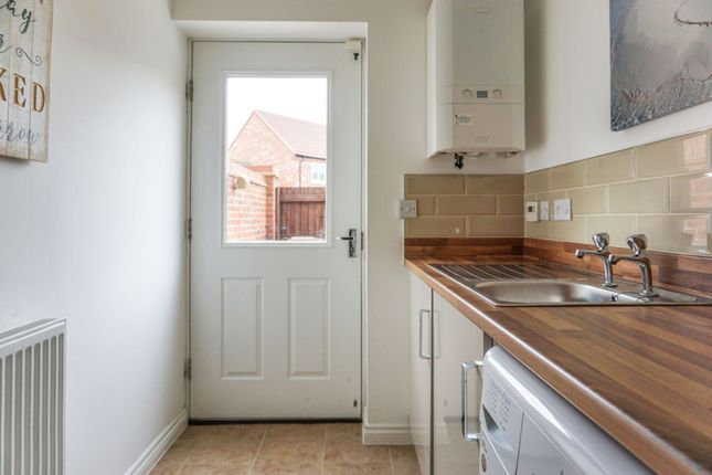 Utility Room of Bosworth Way, Leicester Forest East LE3
